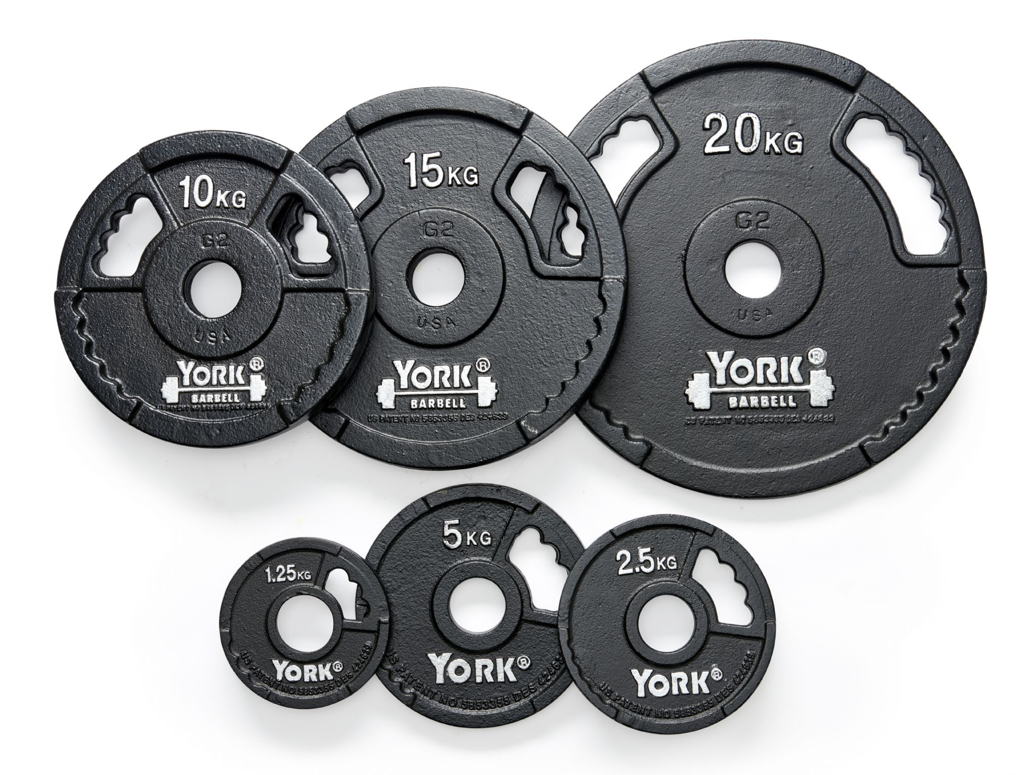 1a2076a3884 York 140KG Olympic Weight Set