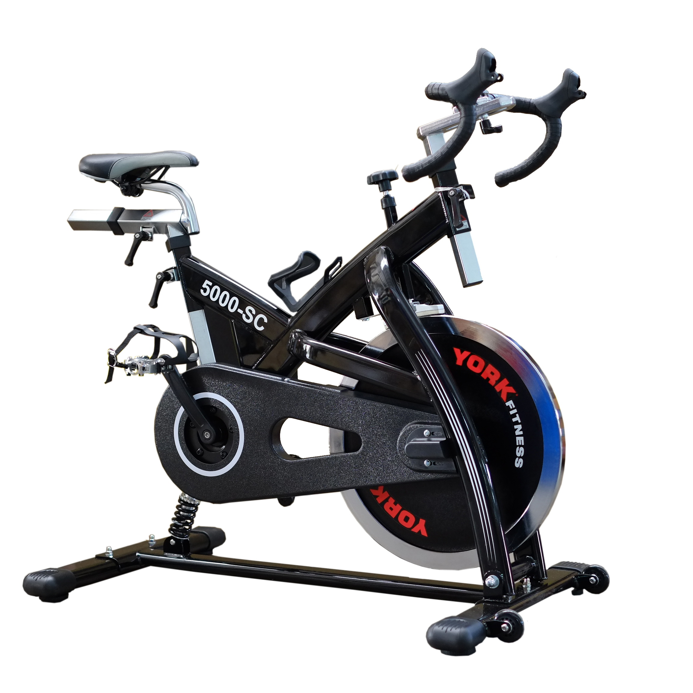 York Fitness 5000-SC Spin Bike