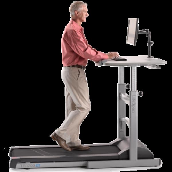 Lifespan Tr1200 Dt5 Treadmill Desk Homefitness