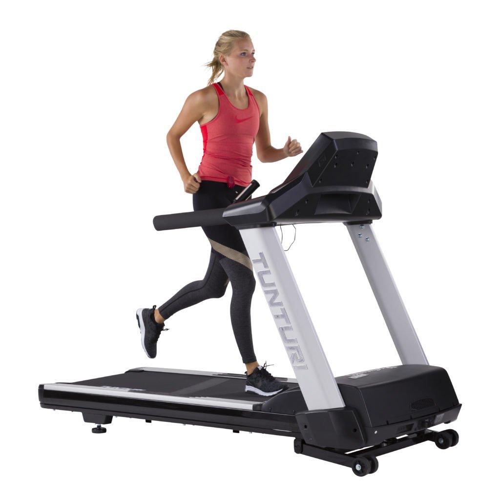 Horizon Fitness Treadmill Tighten Belt: Tunturi Platinum PRO Treadmill 3HP